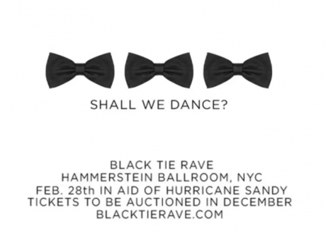 Swedish House Mafia To Hold Black Tie Rave To Benefit Hurricane Sandy Relief